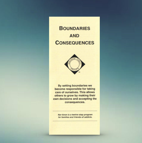 Boundaries and Consequences