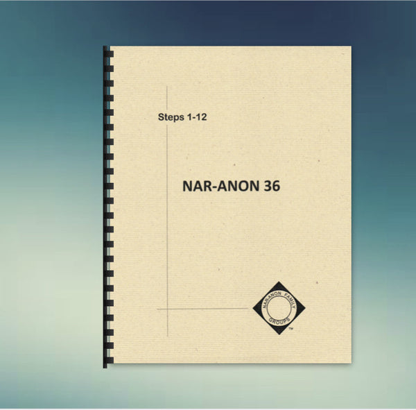 Nar-Anon 36 (Steps 1-12) Now Available