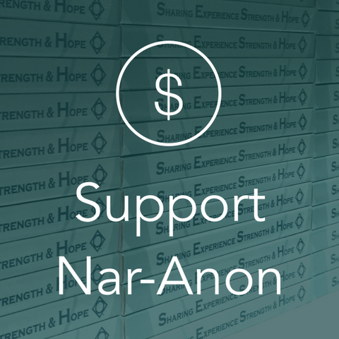 Contribute to Nar-Anon