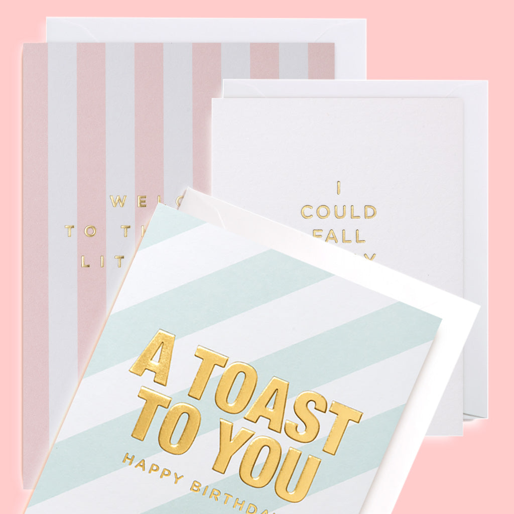 Shop Cards by Designer