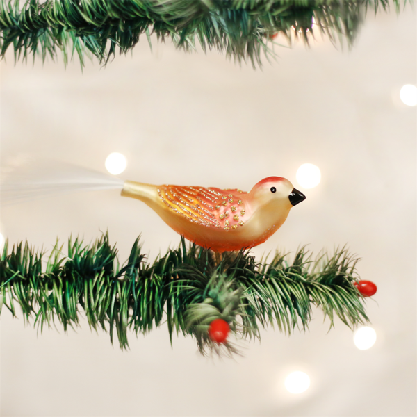 Old World Christmas Birds