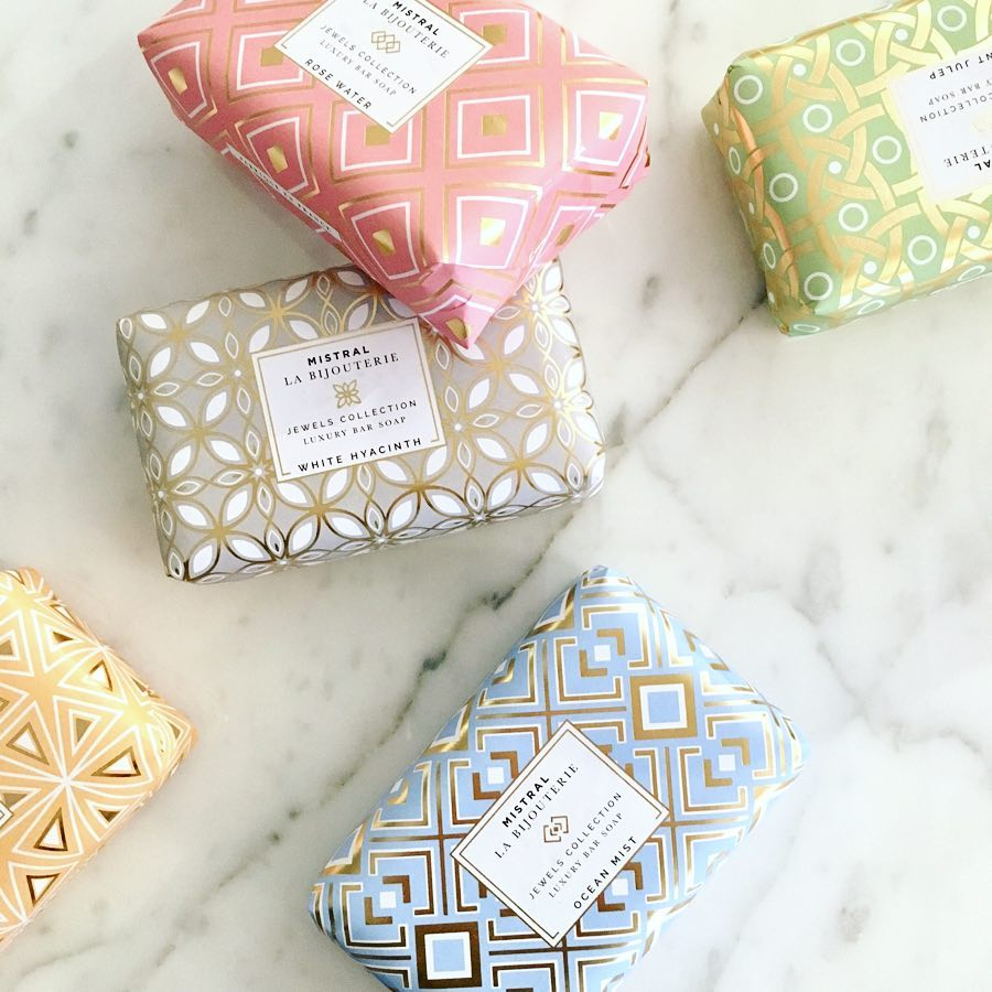 Jewels Soap Collection