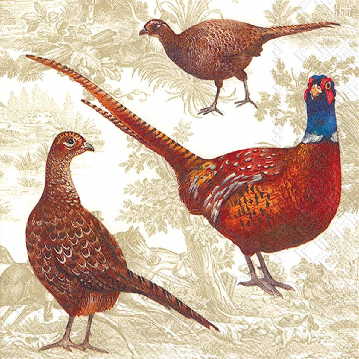 """Pheasant Feast"" Dinner Party"