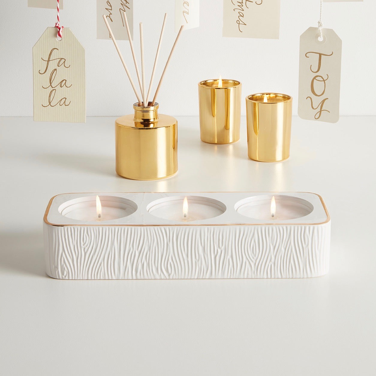 Thymes Frasier Fir Gilded Collection