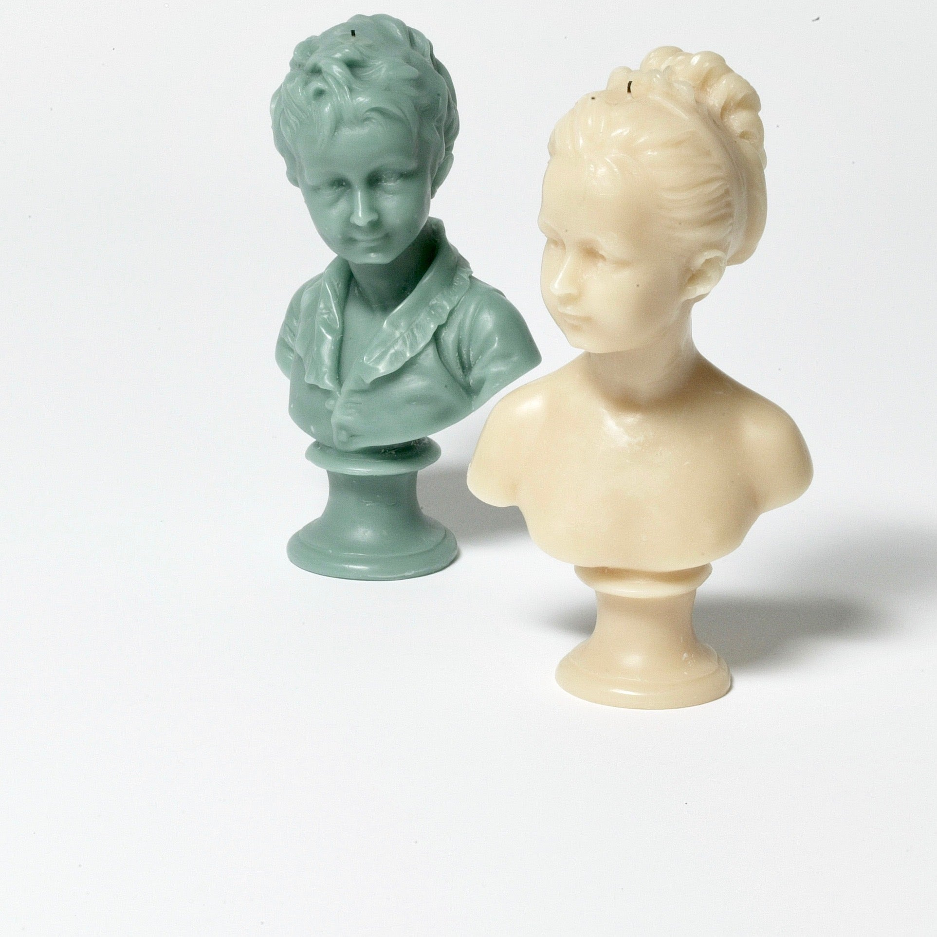 Wax Busts