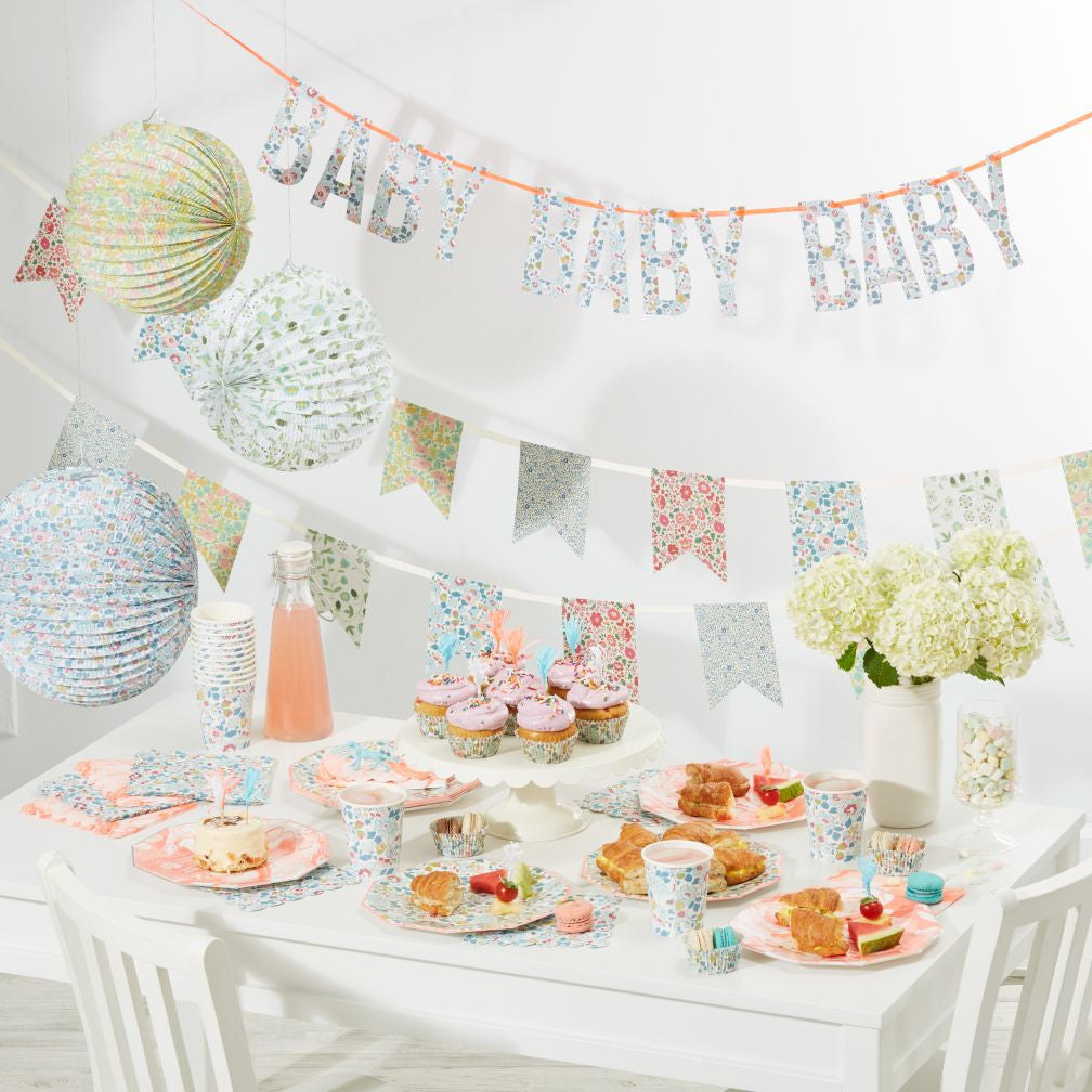 Liberty of London Baby Shower