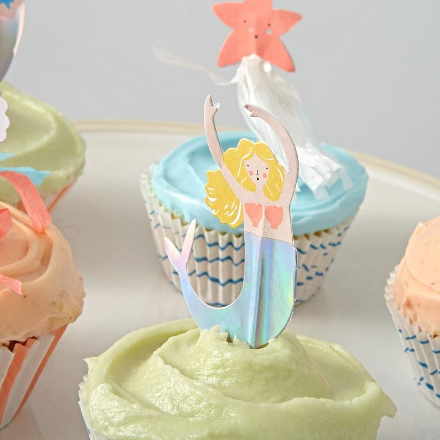 Cupcake Wraps & Decoration