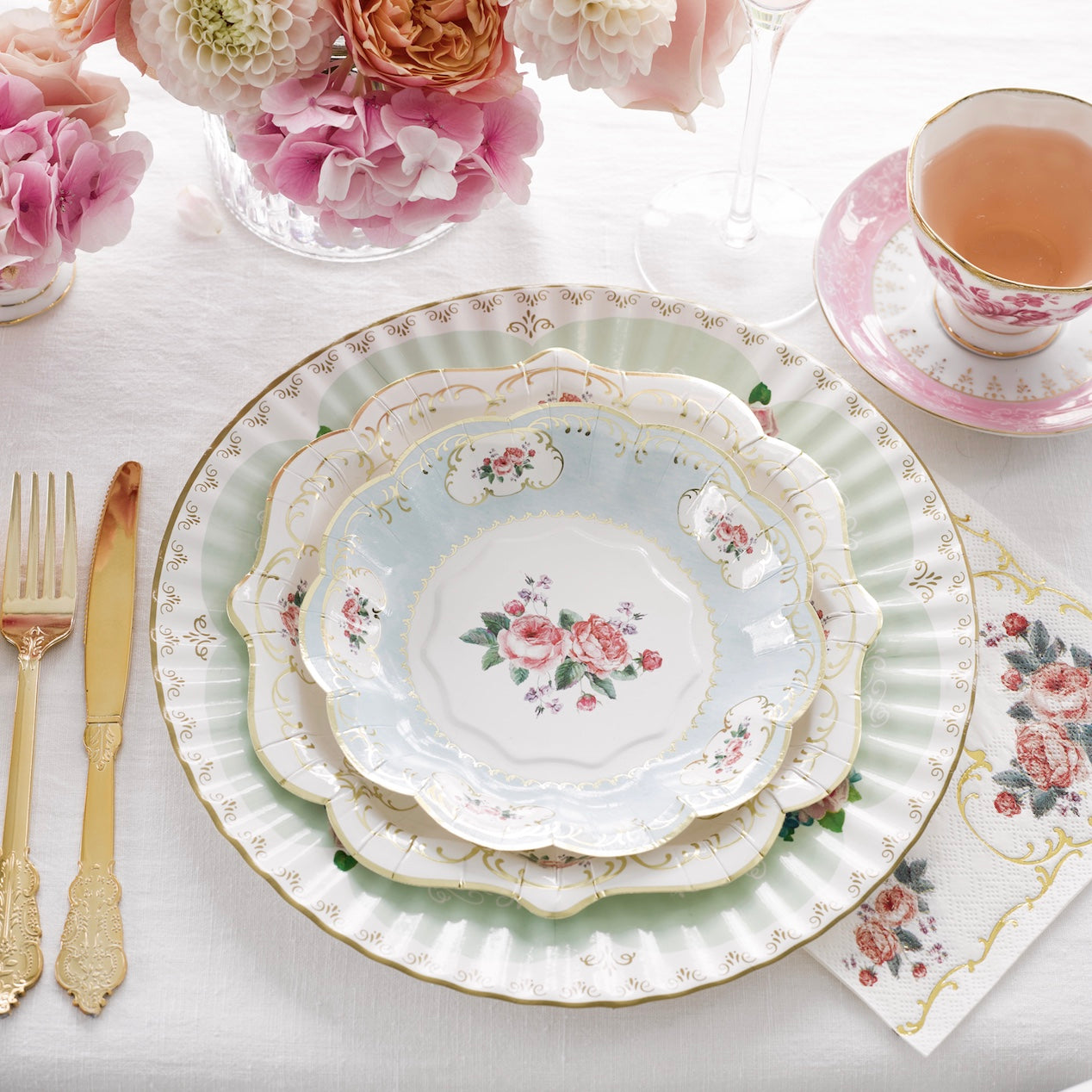 Truly Chintz Party