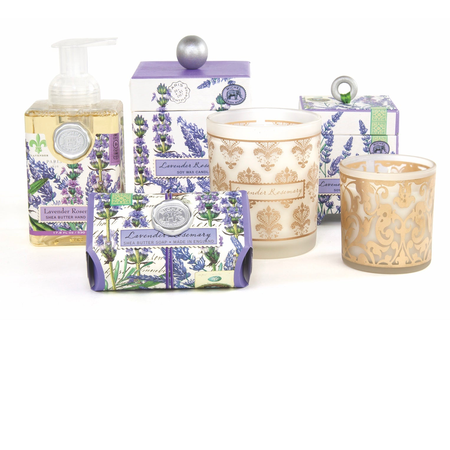 Michel Design Works Lavender & Rosemary