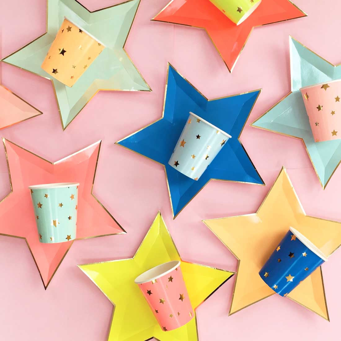 """Birthday Star"" Party"