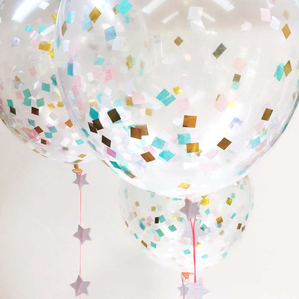 Confetti balloon Kits