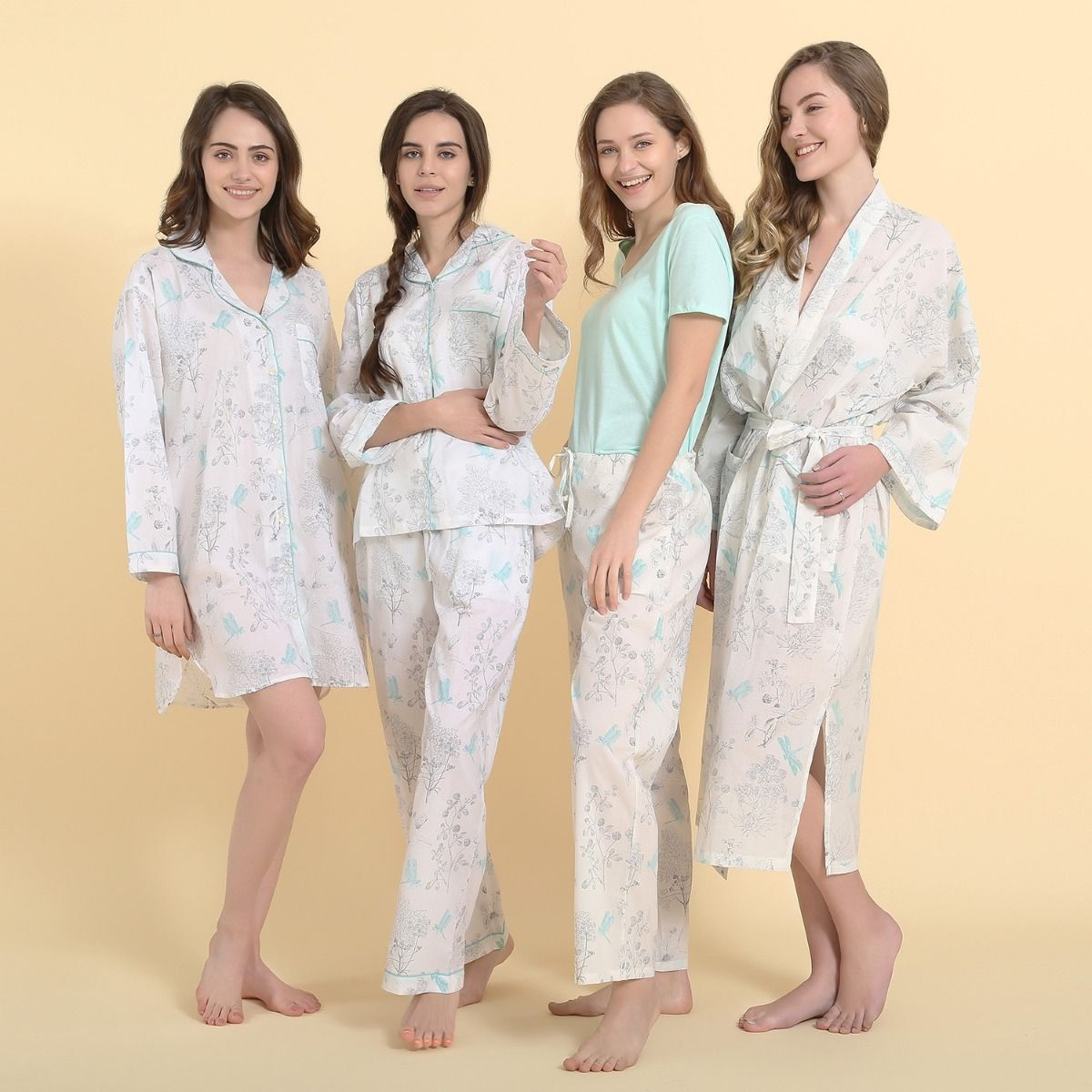 """Dragonfly"" Sleepware Collection"