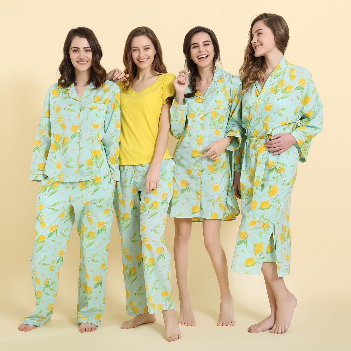 """Lemons"" Sleepware Collection"