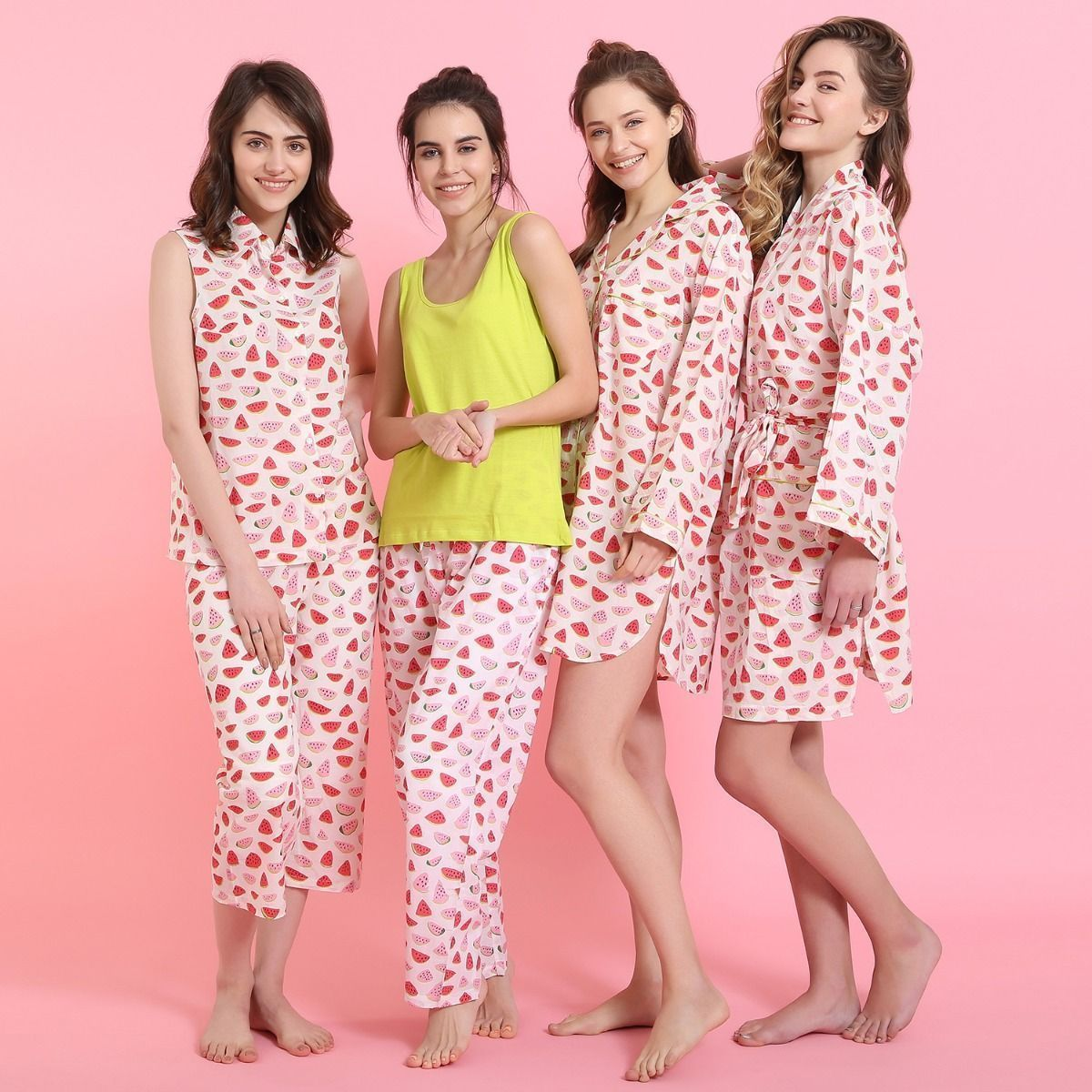 """Watermelon"" Sleepware Collection"