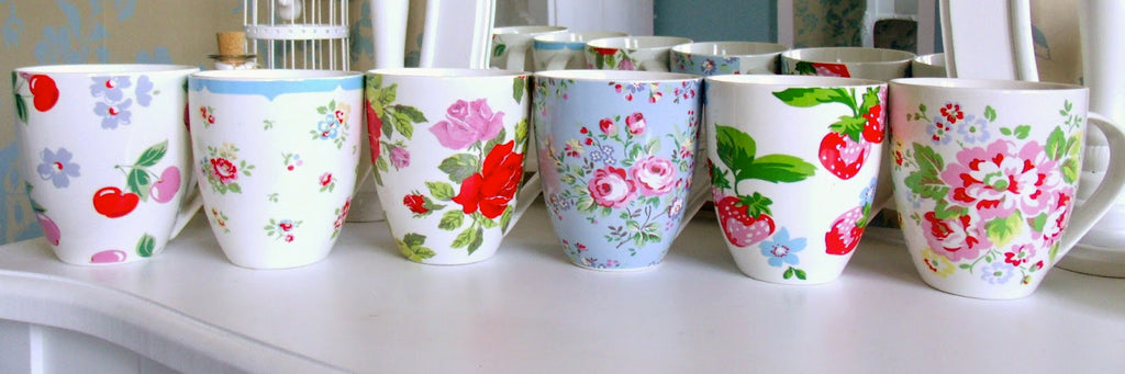 Cath Kidson Crush Mugs Putti Fine Furnishings Toronto