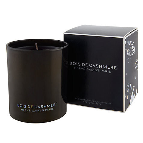 Herve Gambs Bois de Cashmere Candle-Home Fragrance-Herve Gambs-Putti Fine Furnishings