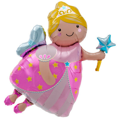 "Fairy Godmother Mylar Balloon 36"", Northstar Balloons, Putti Fine Furnishings"