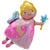 Fairy Godmother Mylar Balloon 36""