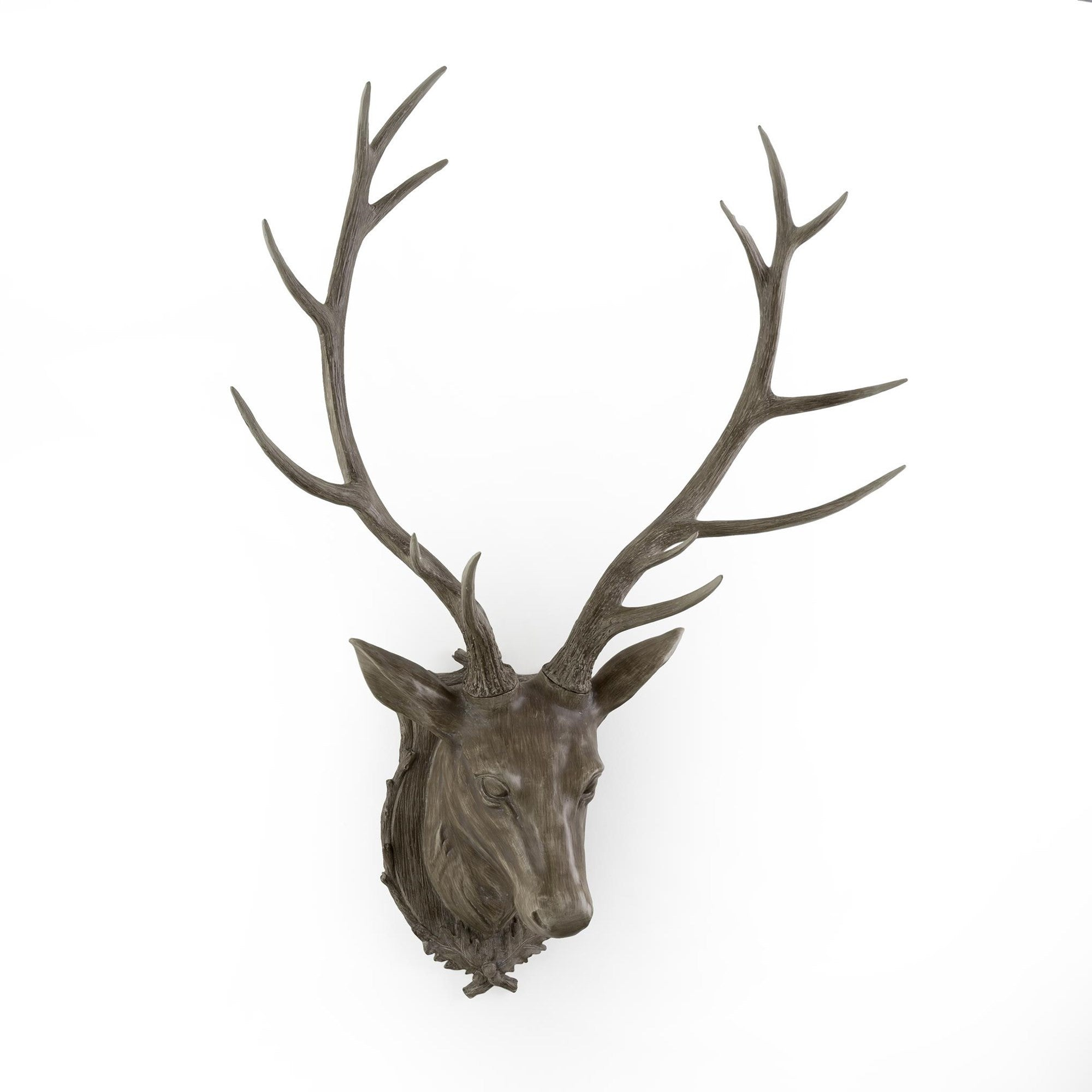 Stag Head with Shield, IT-Indaba Trading, Putti Fine Furnishings