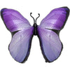 Giant Monarch Mylar Balloon - Purple -  Party Supplies - Northstar Balloons - Putti Fine Furnishings Toronto Canada - 1