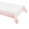 """We Heart Pink"" Paper Tablecover, TT-Talking Tables, Putti Fine Furnishings"