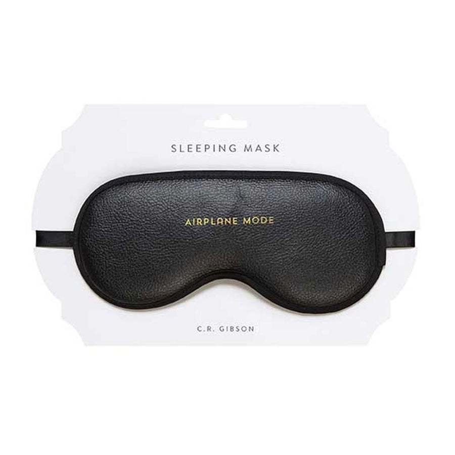 """Airplane Mode"" Sleep Mask"
