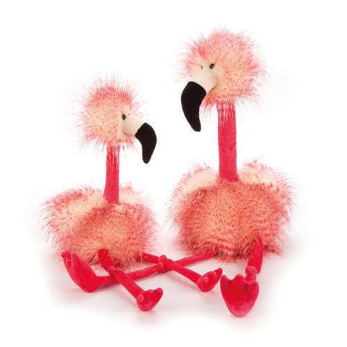 Jellycat - Flora Flamingo -  Children's Toys - Jellycat - Putti Fine Furnishings Toronto Canada - 1