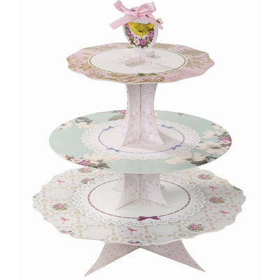 Frills and Frosting Three Tier Cake Stand, TT-Talking Tables, Putti Fine Furnishings