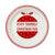 Red & White Christmas Paper Plate, TT-Talking Tables, Putti Fine Furnishings