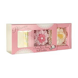 """Patisseries de Bain"" English Tea Room Tartlettes-Bath Products-MM-Meri Meri UK-Putti Fine Furnishings"