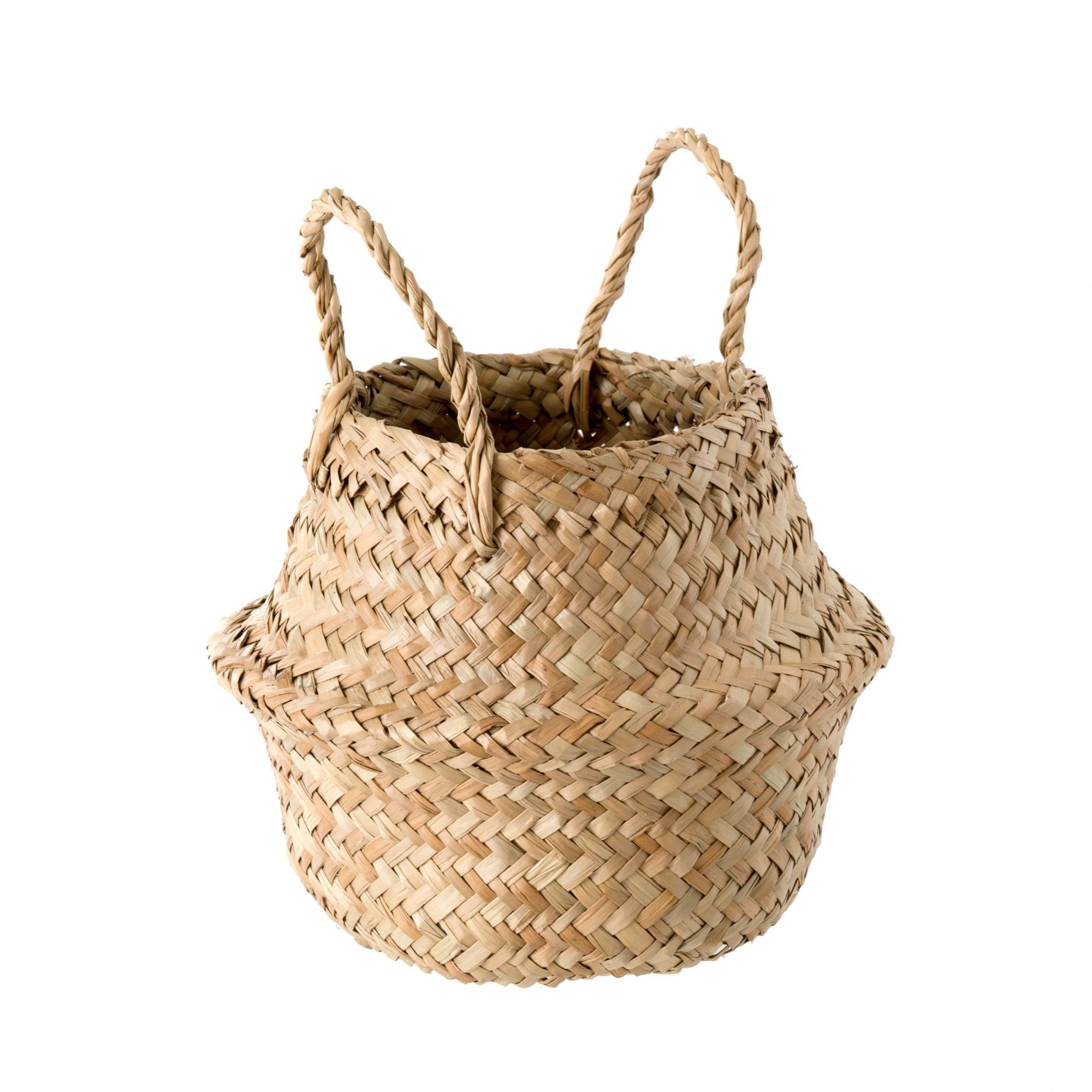 Natural  Baby Belly Basket, IT-Indaba Trading, Putti Fine Furnishings