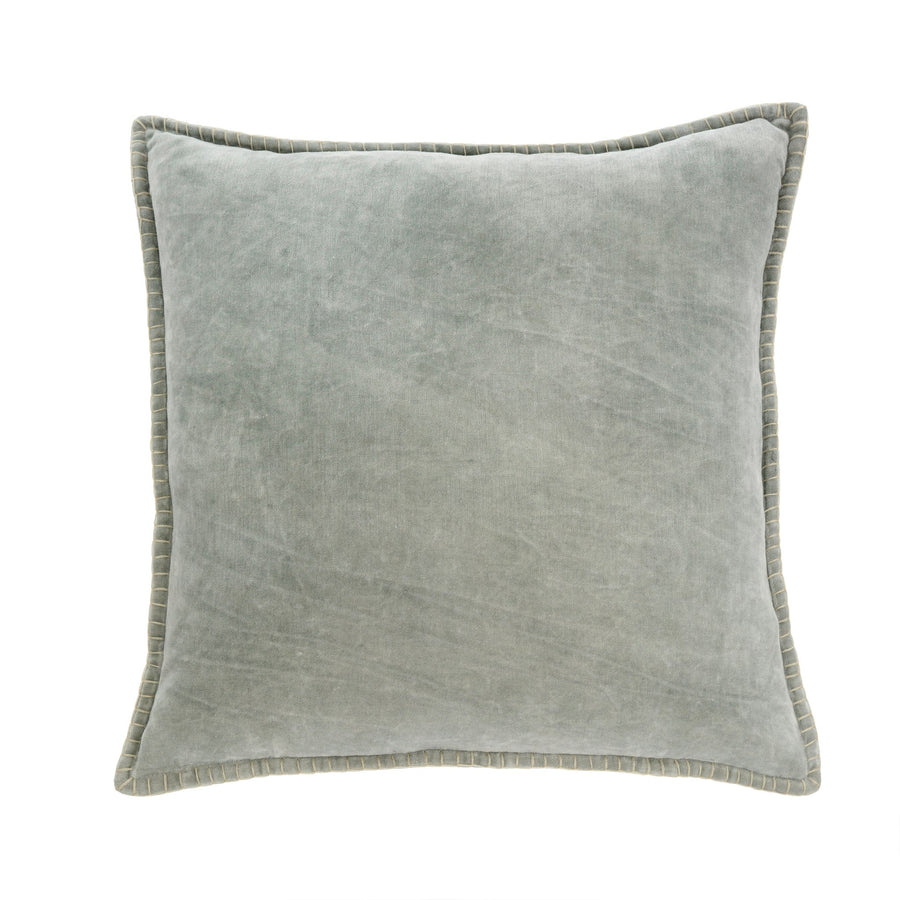 Velvet Cushion - Sage, IT-Indaba Trading, Putti Fine Furnishings