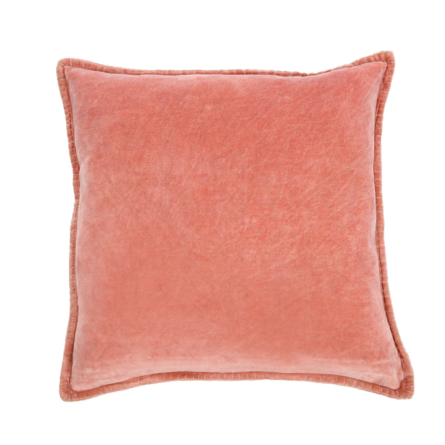Velvet Cushion - Rose