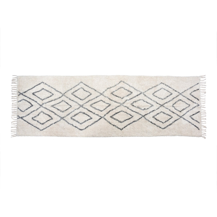 Tufted Runner Rug