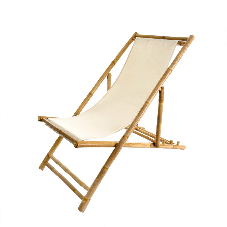 Bamboo Relax Chair - Natural