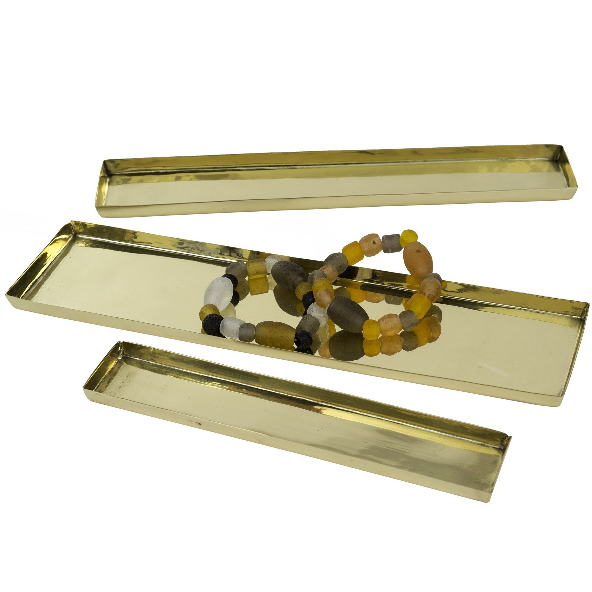 Brass Display Trays