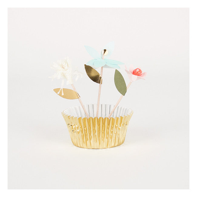 Meri Meri Flower Bouquet Cupcake Kit, MM-Meri Meri UK, Putti Fine Furnishings