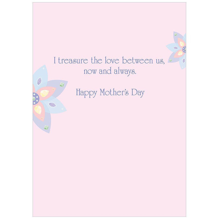 Prism Flower Mother's Day Greeting Card