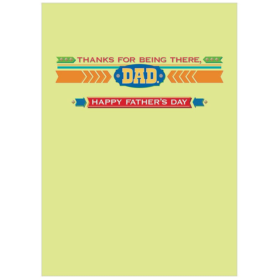Your Example Father's Day Greeting Card, DD-Design Design Greeting Cards, Putti Fine Furnishings