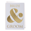 Bride & Groom Greeting Card, PEC-Paper E Clips - Lagom Design, Putti Fine Furnishings