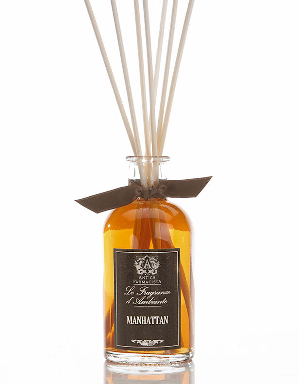 Antica Farmacista Manhatten Diffuser-Home Fragrance-AF-Antica Farmacista-100ml Manhatten diffuser - Special Order 2 weeks-Putti Fine Furnishings