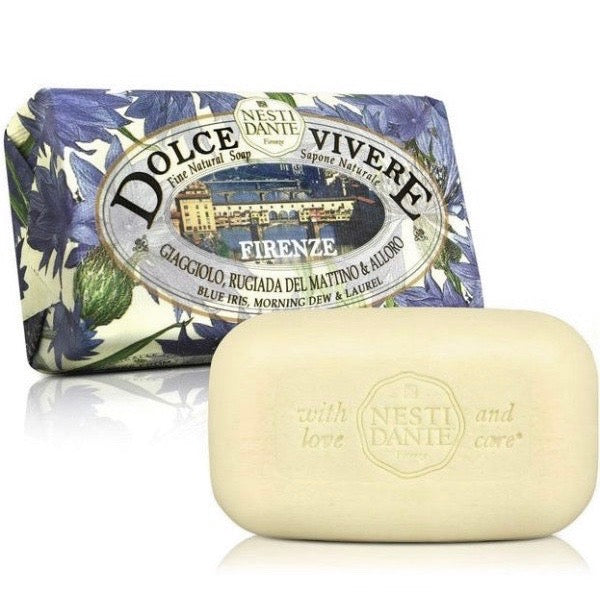 Nesti Dante Firenze Dolce Vivere | Firenze Soap | Putti Fine Furnishings