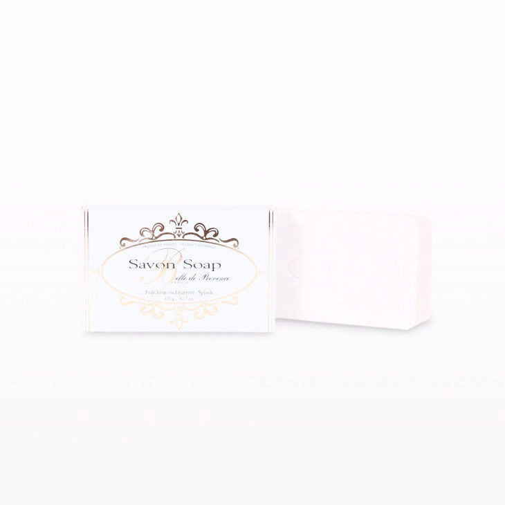 Belle de Provence Luxury Soap - Splash -  Personal Fragrance - BDP- Belle de Provence - Lothantique - Putti Fine Furnishings Toronto Canada