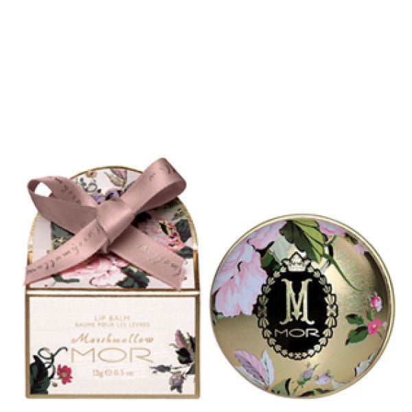 Mor Marshmallow - Lip Balm-Bath Products-MOR- Lothantique MOR-Putti Fine Furnishings