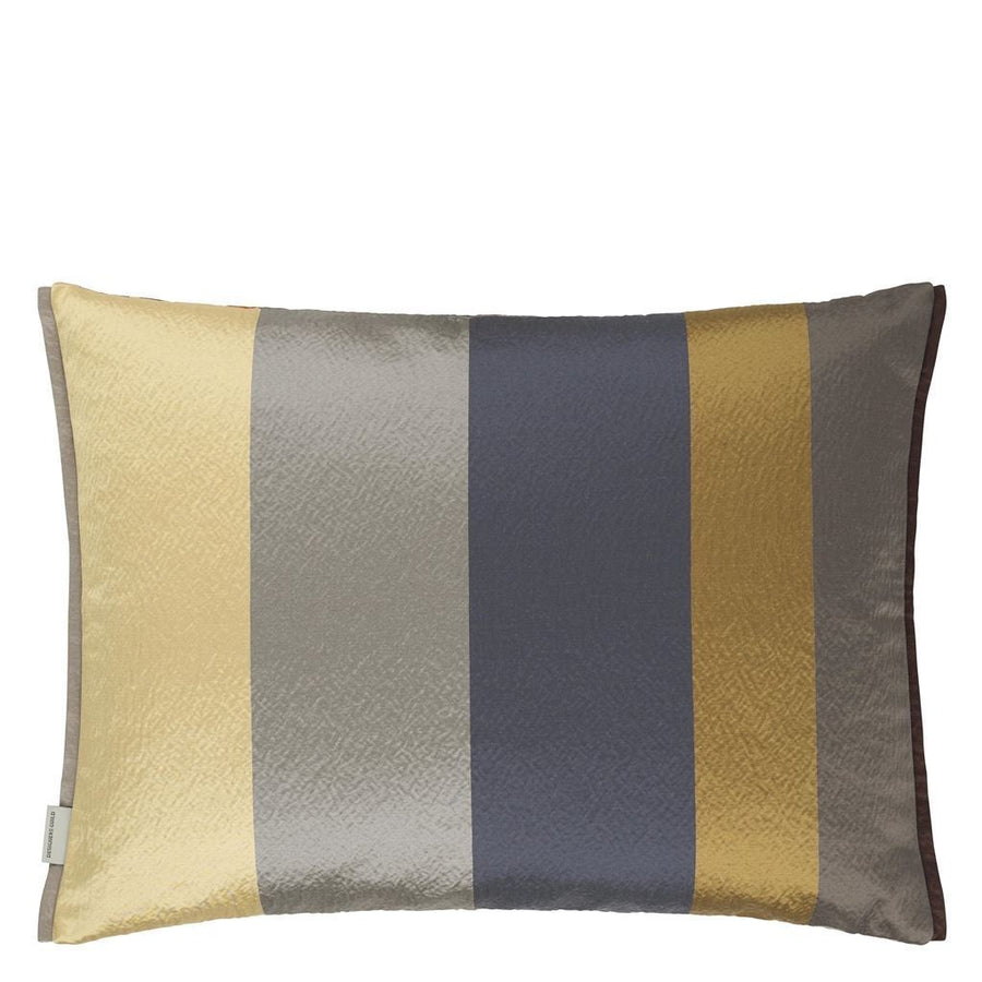 Designers Guild Saarika Olive Cushion