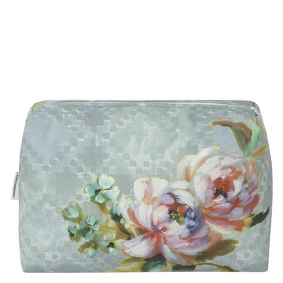 Designers Guild Verronet Zinc Toiletry Bag - Large | Putti