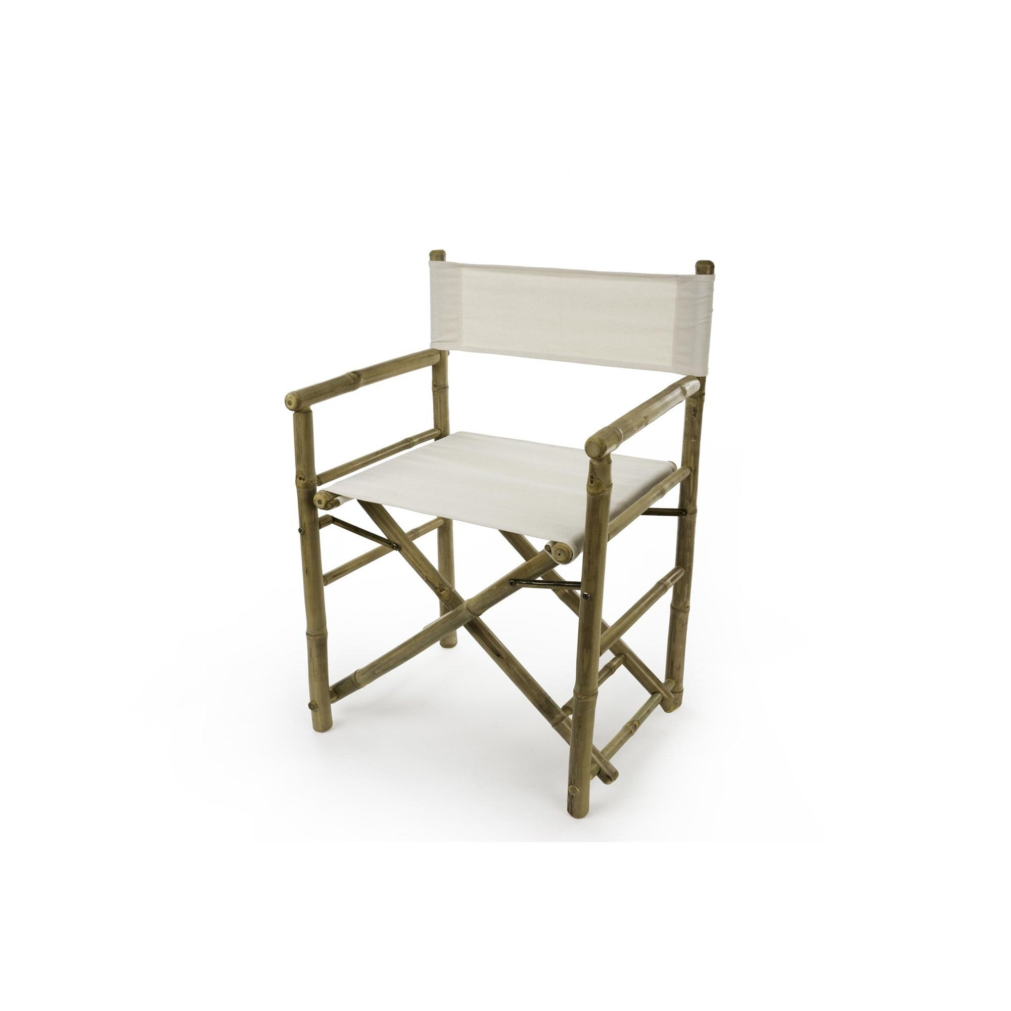Bamboo Directors Chair, IT-Indaba Trading, Putti Fine Furnishings