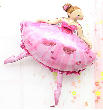 Sparkling Ballerina Balloon, SE-Surprize Enterprize, Putti Fine Furnishings