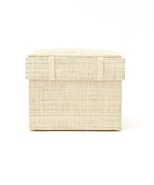 Zodax Raffia Shell Boxes, ZX-Zodax, Putti Fine Furnishings