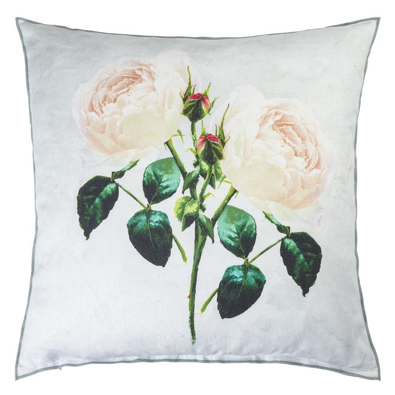 Designers Guild Tourangelle Peony Decorative Pillow | Putti Fine Furnishings